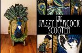 Asamblea de Jazzy del pavo real