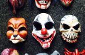 Máscaras (fibra de vidrio)