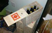 Un simple 8 - cajón de cerveza (para cajas de regalo)