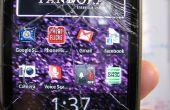 Desarmar el HTC Hero de Sprint (Android) teléfono