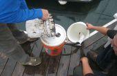 TarBallTrap - Cómo limpio hasta un derrame de petróleo (II parte)