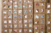 Cómo hacer que el sistema de almacenamiento de bajo costo inventario