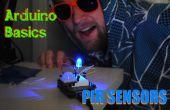Fundamentos de Arduino: Sensores PIR
