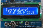 Temperatura con DS18B20