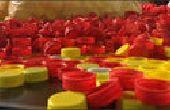 Giro de productos reciclados en materias primas