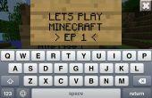 Permite jugar Minecraft Ep 1