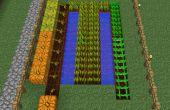Agricultura en Minecraft