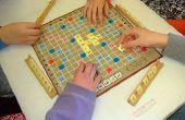 Cómo hacer azulejos de Scrabble(tm) personalizados.