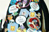 Parches de Emoji DIY