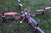 Robusta construcción de Quadcopter