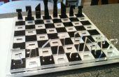Láser sistema de ajedrez de viaje