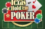 Cómo jugar Texas Holdem