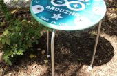 Gigante mesa de Arduino GEMMA