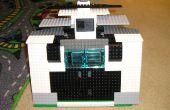Diseño de un sistema de altavoces LEGO para iPod