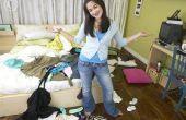 Cómo limpiar su habitación (versión rápida y sencilla)