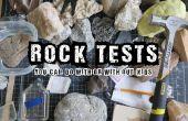 Rock 101 las pruebas