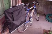 Porfolio de portador de la bicicleta