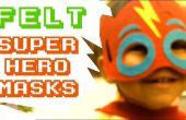 Papá hace cosas - cómo hacer máscaras de superhéroes!