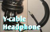 Modificar auriculares Y cable!