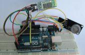 Cómo utilizar MQ7 gas sensores whith Arduino + Android App