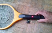 Reemplazo de la batería de Zapper del insecto