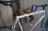 Simple bicicleta soporte