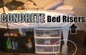Elevadores de cama de concreto