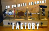 Construir su propia impresora 3d fábrica de filamento (filamento extrusora)