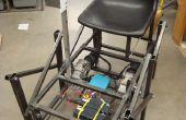 Hexabot: Construir un robot de seis patas resistente!