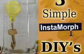 3 fácil de DIY con InstaMorph