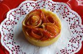 Mini empanadas de Rosebud (manzana) - con una opción libre de gluten