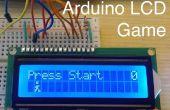 Arduino LCD juego