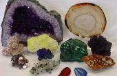 Cómo identificar un Mineral