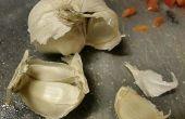Habilidades básicas de cocina - la rosa Hedionda (también conocido como ajo)