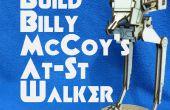 Construcción AT-ST Walker de Billy McCoy