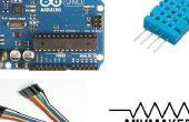 DHT11 y Arduino UNO; Más fácil INSTRUCTABLE