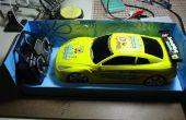 Transmisor de coche RC de control Arduino