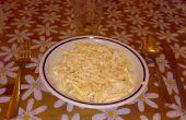Panna de pasta e salmone Pasta con nata y salmón en 6 minutos