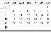 Cómo calcular el día de la semana