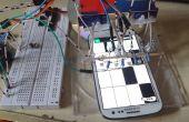 """Arduino juego no paso de la manzana blanca"""""""