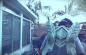 Wetworks armadura personalizada de Halo