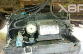 Land Rover Discovery 2 aire suspensión eliminación de compresor Wabco.