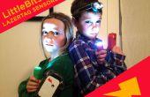 LittleBits LazerTag sensores