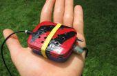 Mini amplificador de Audio