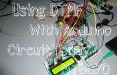 Usando el MT8870 DTMF Decoder con Arduino