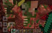 Minecraft truco Abisal de PE (nueva actualización)