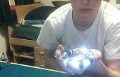 Reactor de arco de hombre de hierro de tamaño de bolsillo