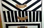 Cajones de cartón DIY