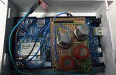 Intel Edison AirQualitySensor