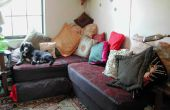 Hackear un colchón en un sofá